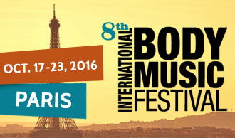 IBMF 8 in Paris, France, October 2016
