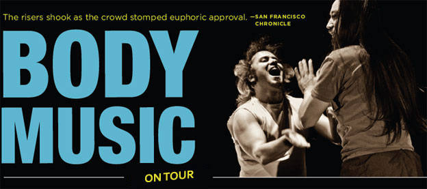 Body Music in Concert